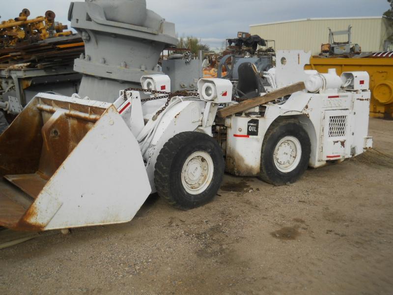EIMCO 911 underground loader