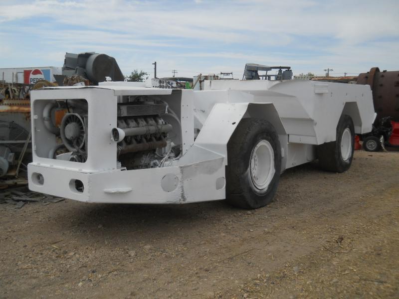 EIMCO 20 ton truck
